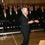 G.F. läßt Gäste singen