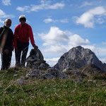 am Sattelnock (2033 m)