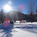 ...und eine schöne Winterlandschaft....