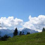 Bilder von der Wanderung Schimanberger Alm