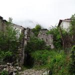 Moggessa di La, das 2. Dorf