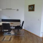 Küche, Sitzecke mit Couch