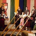 Familienmusik Waldner (Alphorn)