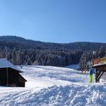 Ideale Bedingungen zum Skifahren