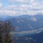 Blick zum Weissensee