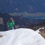 Akunft am Sattelnock (2033m)
