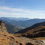 Abstieg vom Zweisee zur Emberger Alm