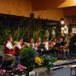 die Kirchtagsmusik der Gitschter Trachtenkapelle