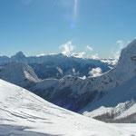 Winterbild Nassfeld
