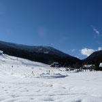 Skifahren in Weissbriach