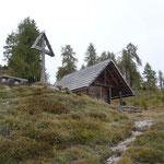 weiter ging es zum Kumitsch (1734m)
