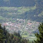 Blick nach Greifenburg