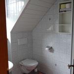 Zimmer Nr. 2 DU/WC