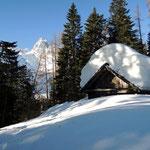 Tolles Winterpanorama