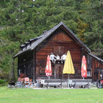 "die ""Holzknechthütte"""