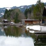 Westufer Weissensee