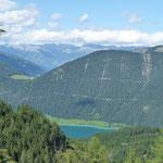 Blick zurück zum Weissensee