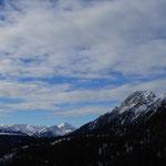 Rundblick von der Napalnalm
