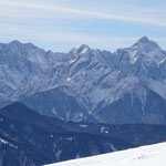 Bilderegalerie von dieser Schneeschuh Wanderung