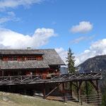 die Berggeisthütte