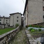 das erste Dorf Stavoli