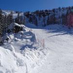 eine schöne Winterlandschaft