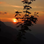 ...der Sonnenaufgang