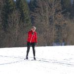Langlaufen im Gitschtal