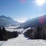 herrlich zum Skifahren