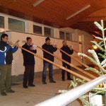 das Adventsingen in Weissbriach