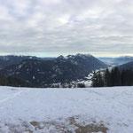 Panoramablick von der Napalnalm