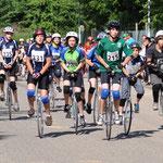 ODM Schleswig 2011: 10km-Start
