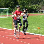 ODM Schleswig 2011: Simone bei 50m Jonglage