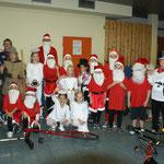 Nikolausfeier 2011: Kinder- und Jugendgruppe