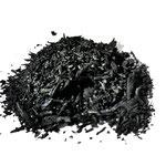 Rubbelgummi aus der Reifenproduktion