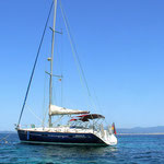 "Segel-Yacht ""Don Emilio"""