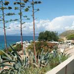 """Delta Beach Club - ca 3 km entfernt von der Villa """"Hibiscus"""" - ein Ort zum totalen Relaxen"""