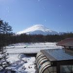 世界遺産 富士山が目の前!!