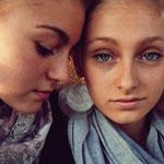 Giulia und Elena heute