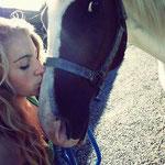 Elena und das Beste Pferd!!