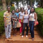Etudiants filière kinésithérapie - UDM