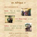 11-01-2011 Soirée présentation à l'IFMK de St Etienne