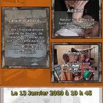 13-01-2009 Soirée présentation à l'IFMK de St Etienne