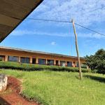 Hôpital de Mbouo- La bâtiment de rééducation, réanimation et chirurgie