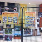 21-10-2011 Stand à l'anniversaire de l'IFMK de St Etienne