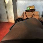 Adolescente scoliotique - Centre Le Samaritain à Bafoussam