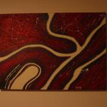 haleakala, Größe 70 x 50 cm, vergeben