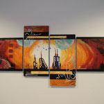 ein neuer tag, Größe 160 x 80 cm, vergeben - Sylvio Zornsch