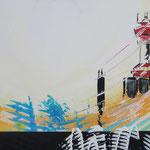 detail von neuer tag an der küste - Sylvio Zornsch