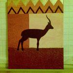 antilope, vergeben